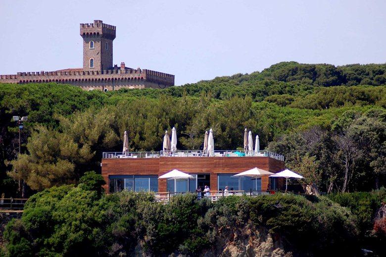 Ristorante Lounge Bar, Il Cardellino - Castiglioncello