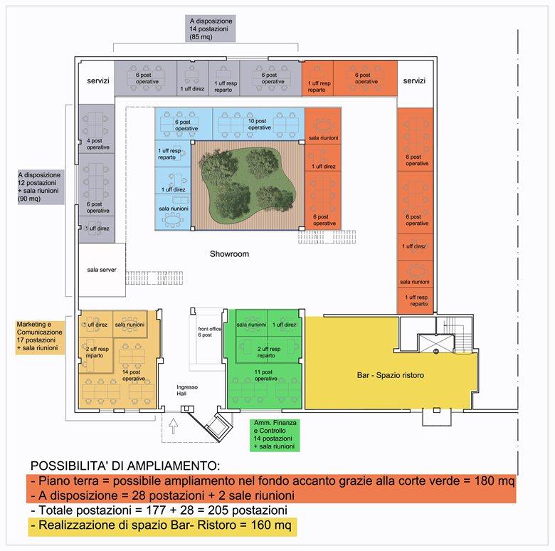 Nuova Sede Uffici Azienda Fotovoltaico - Prato (PO) (2)
