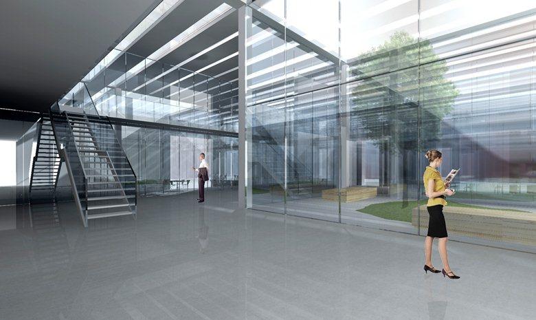 Nuova Sede Uffici Azienda Fotovoltaico - Prato (PO)
